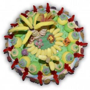 Jungle en bonbons