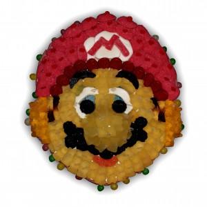 Mario en bonbons