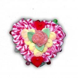 Petit coeur en bonbons halal