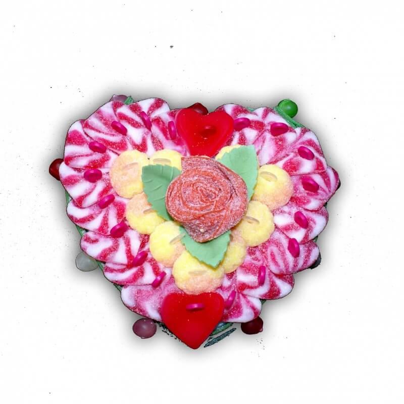 Petit coeur en bonbons halal › Bonbons du Ried