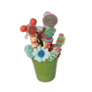 Le bouquet TWIST en bonbons