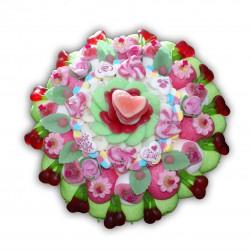 Bouquet en bonbons à personnaliser