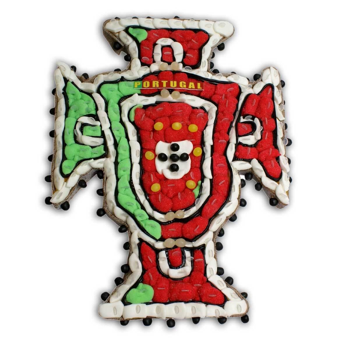 Gâteau Portugais