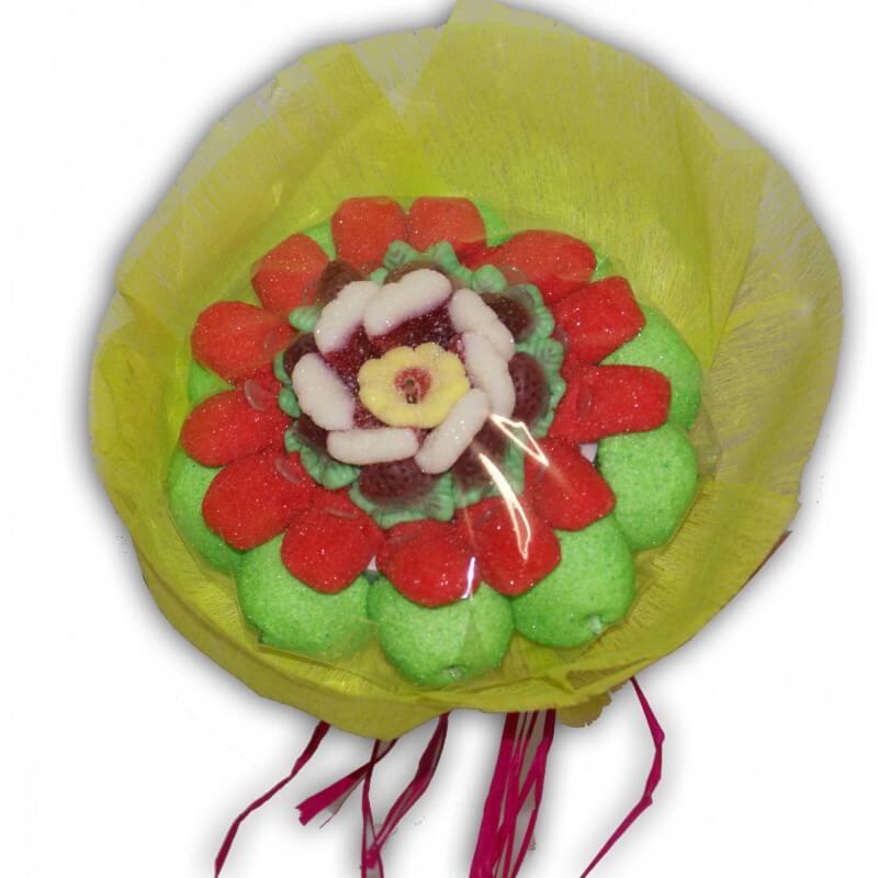 Bouquet en bonbons Lola