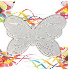 Papillon en polystyrène