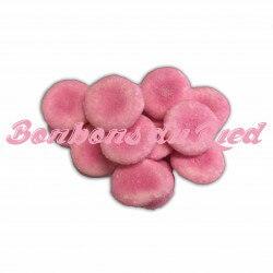 Pink bubble Haribo