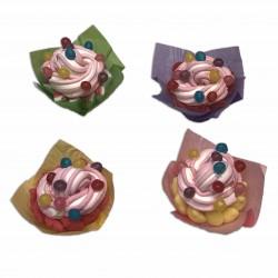 Cupcakes aux bonbons