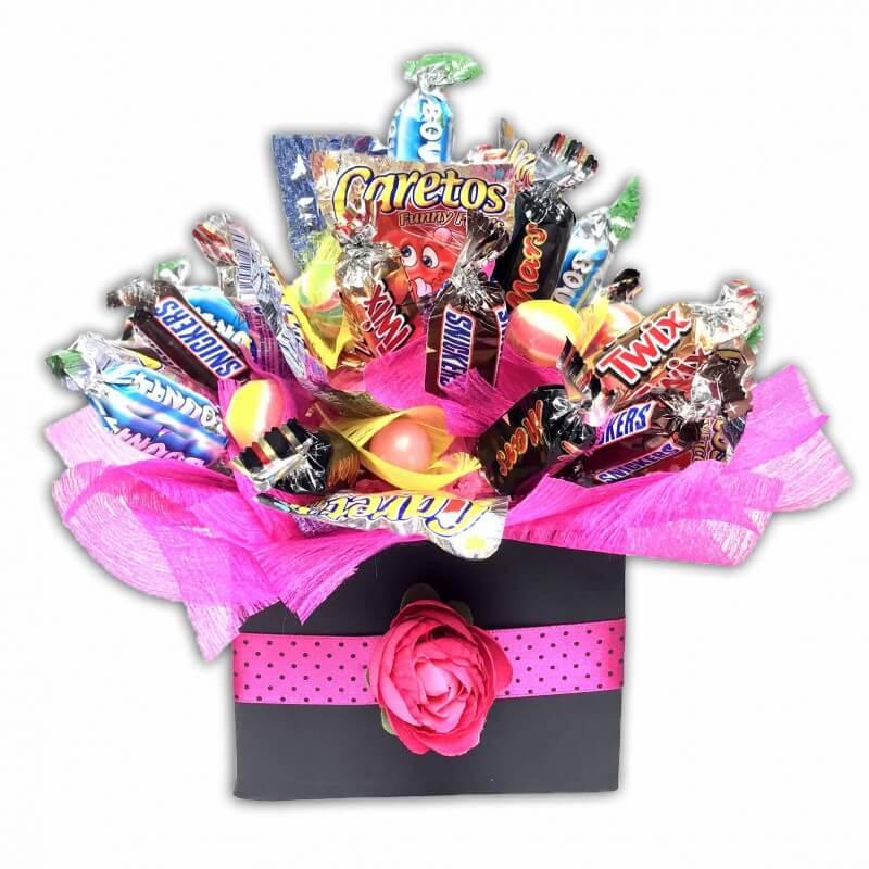 Bouquet chocolat célébration