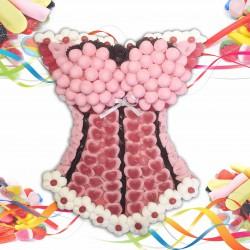 Gâteau lingerie délicieuse