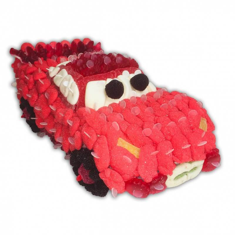 Cars en bonbons
