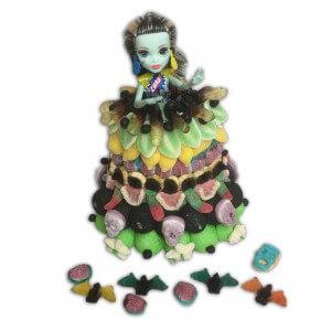 Poupée Monstre en bonbons