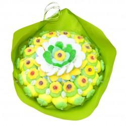 Bouquet émeraude