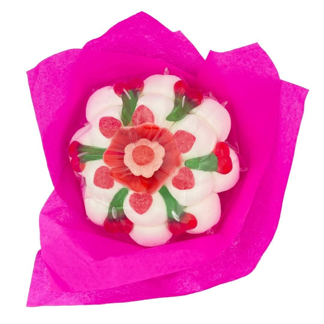 Bouquet coeur