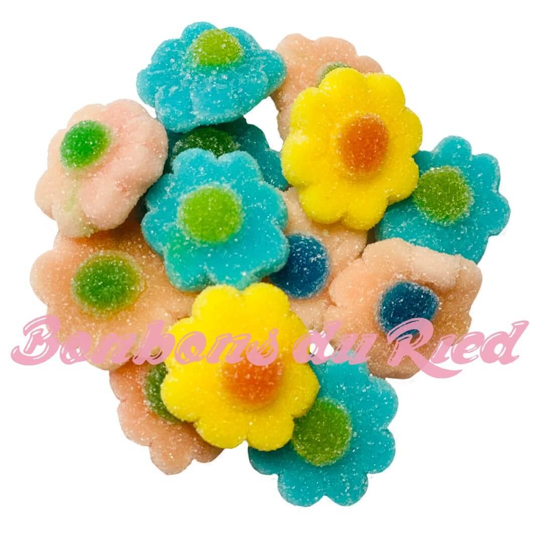 Fleurs sucrées Halal