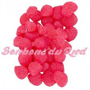Mûres perlées roses