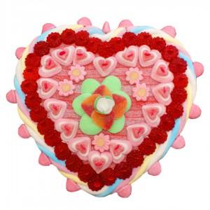 Cœur en bonbons Valentin