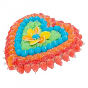 Coeur de bonbons halal Nehla