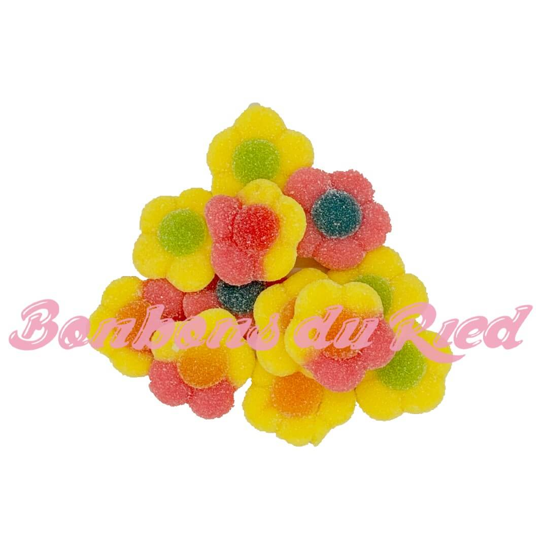 bonbon Fleurs sucrées JAKE