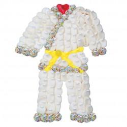 gateau-bonbon-judo-karate-kimono