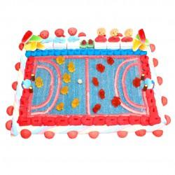gateau-handball-bonbons-anniversaire