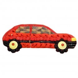 Voiture rouge