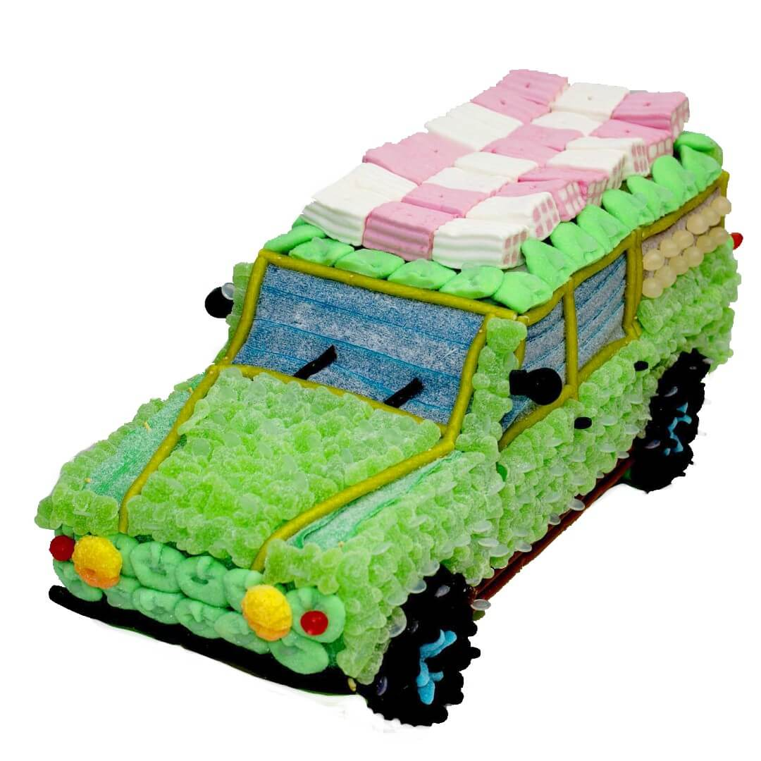 gateau-4x4-rallye-auto-bonbon