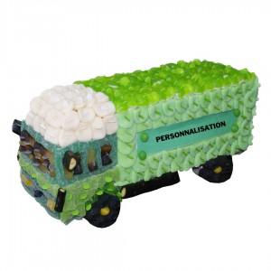 Camion de livraison personnalisable