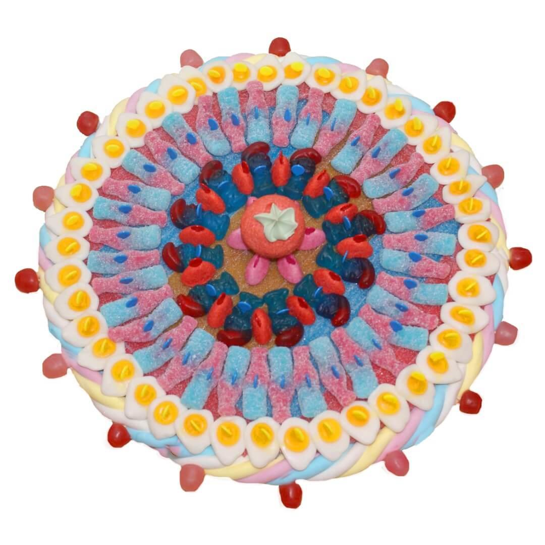 gateau-tarte-bonbons-acidule-bubblizz