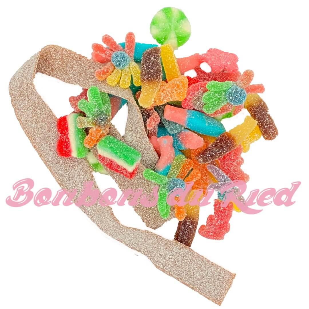 Assortiment bonbons Halal