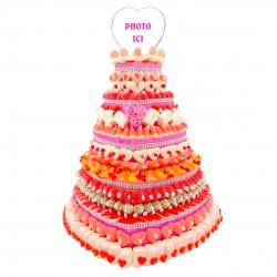 Piece-montee-bonbons-royal-strass-halal-mariage
