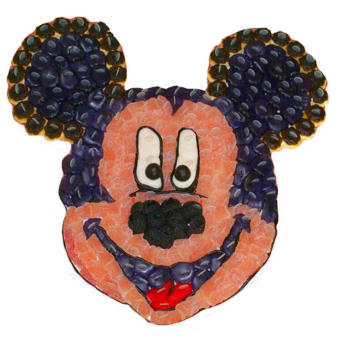 Mickey-bonbons-gateau