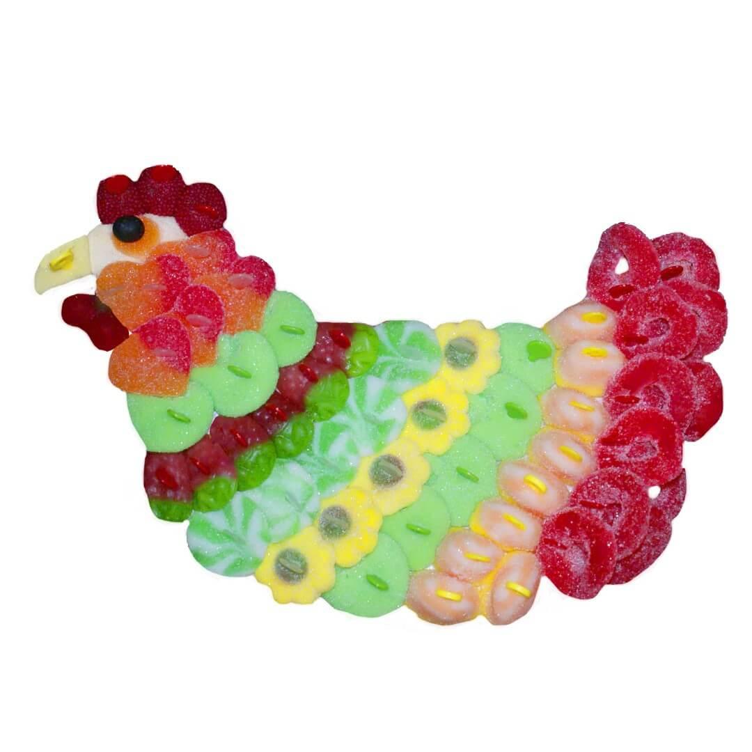 gateau-bonbons-halal-poule