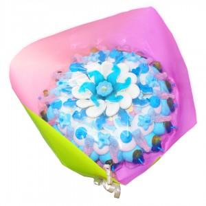 Grand bouquet en bonbons Océan