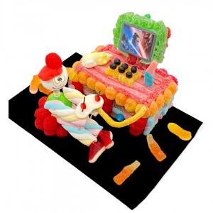 Gâteau Jeux pour Geek
