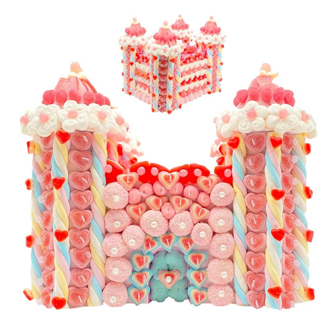 Château-bonbon-guimauve-princesse
