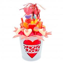 Bouquet en bonbons