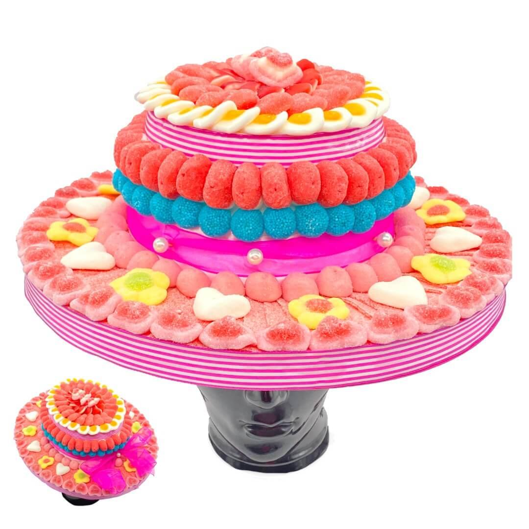 Châpeau en bonbons