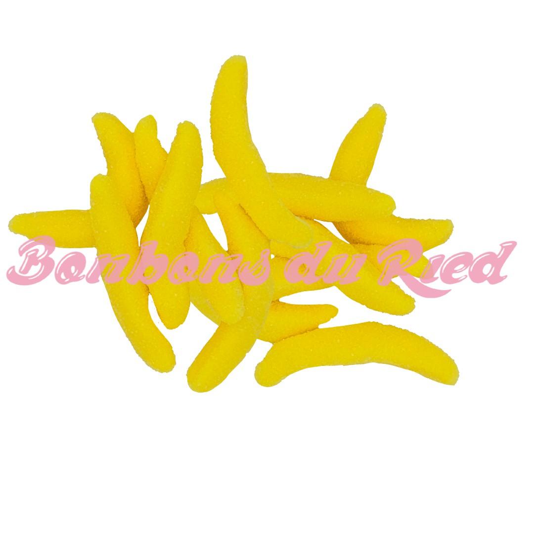 bonbon banane dulceplus halal