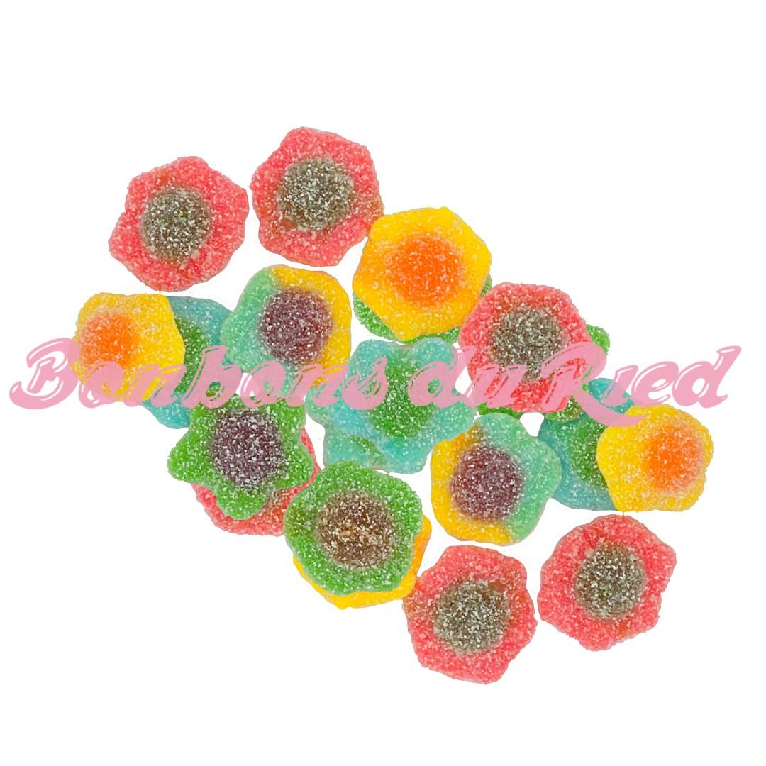 bonbon fleur citrique marque fini