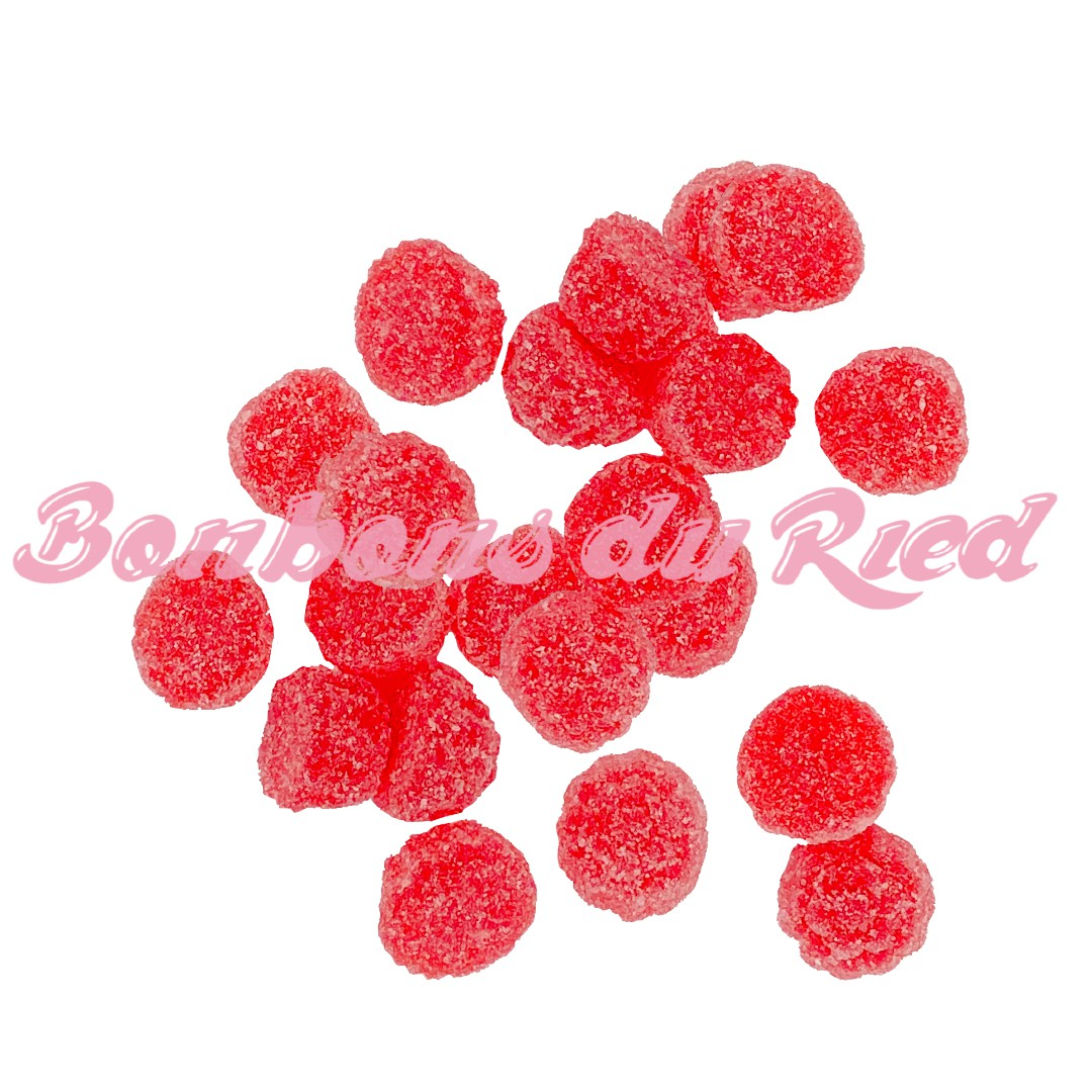 fraise sucrée dulceplus