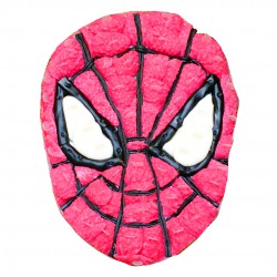 gateau spidermann bonbon