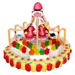 Cirque en bonbons
