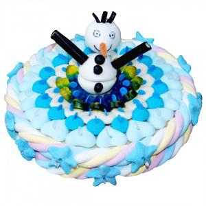 Gâteau OLAF