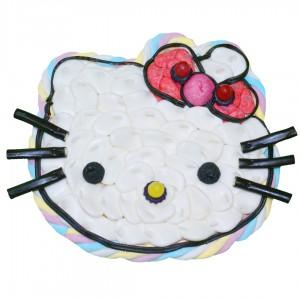 Gâteau de bonbons Hello Kitty