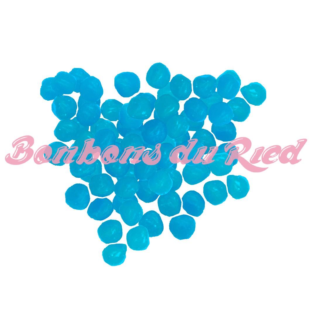 bonbons bleus dragibus HARIBO