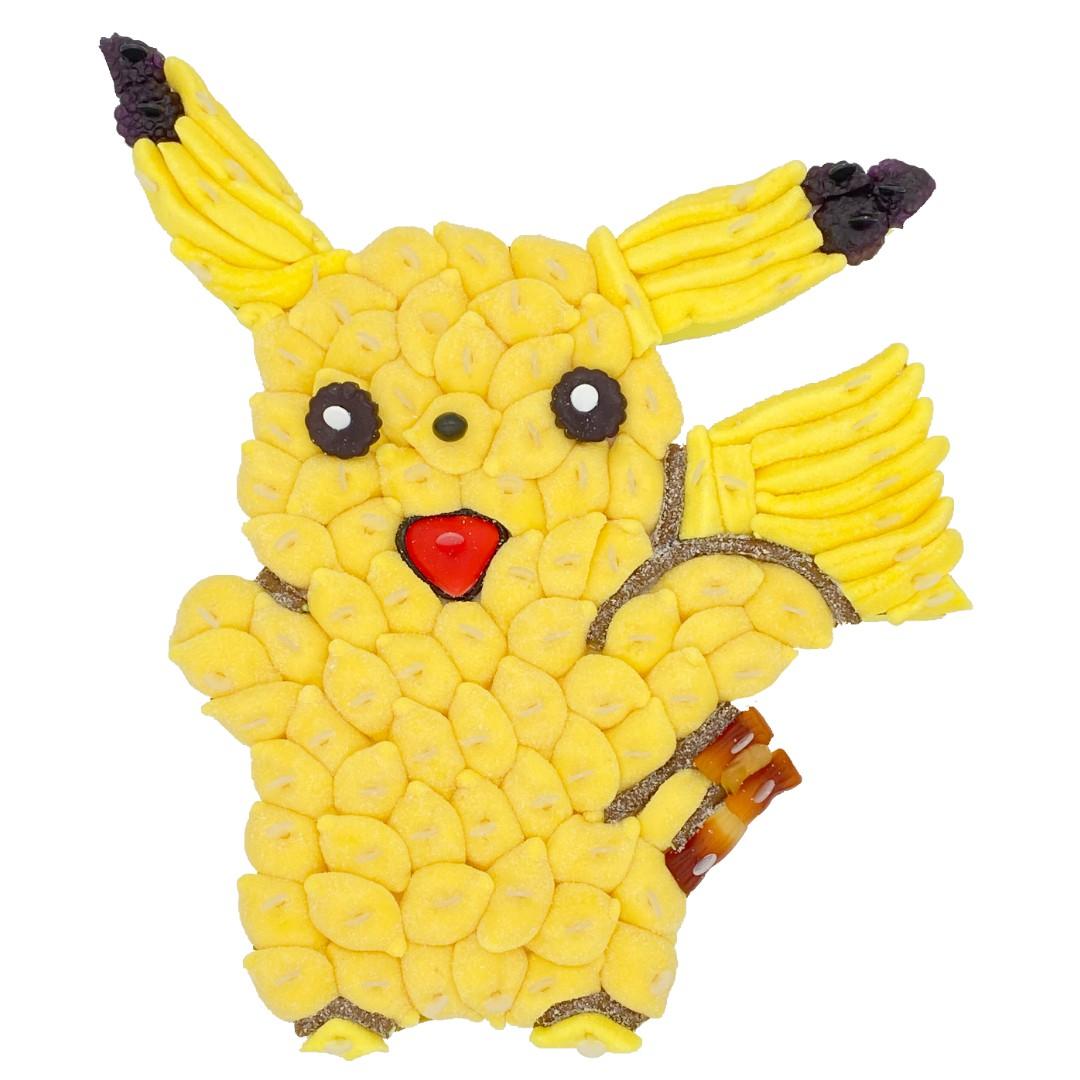 gâteau bonbon pikachu pokémon