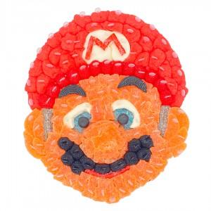 Super Mario en bonbons