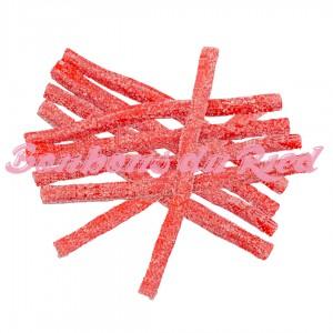 Bâtonnets acidulés fraise