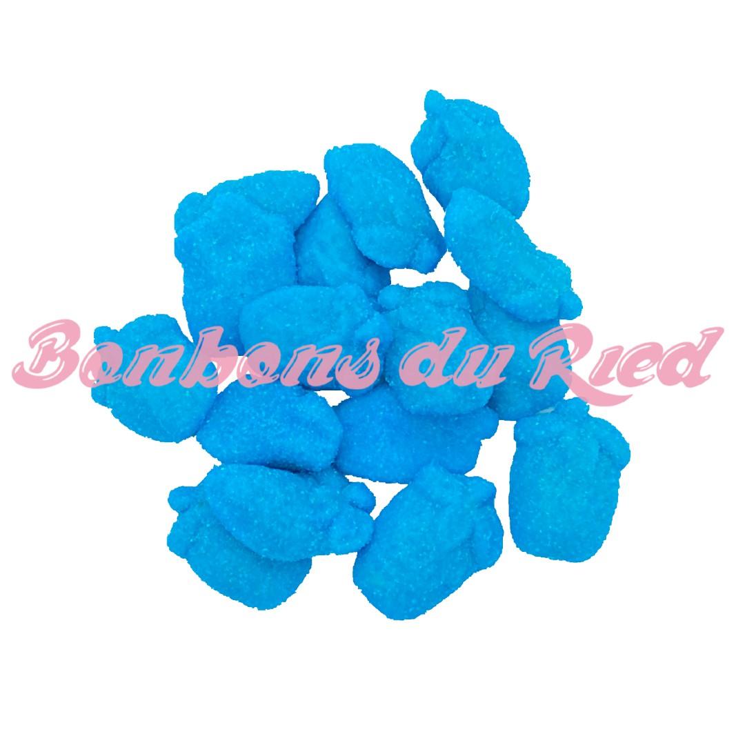Framboises bleues aérées DULCEPLLUS