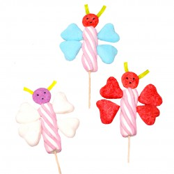 Brochette papillon (lot)